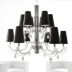 Hanglamp - Arabian Pearls H12+1 - Ilfari