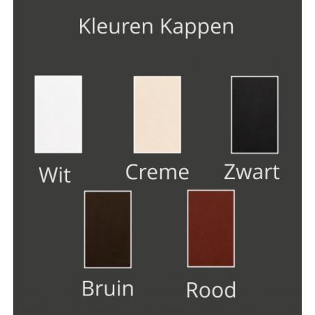 Kleuren kappen - Wandlamp - Arabian Pearls W3 - Ilfari