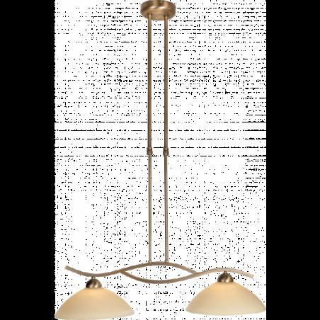 Hanglamp 6836BR Capri - Steinhauer
