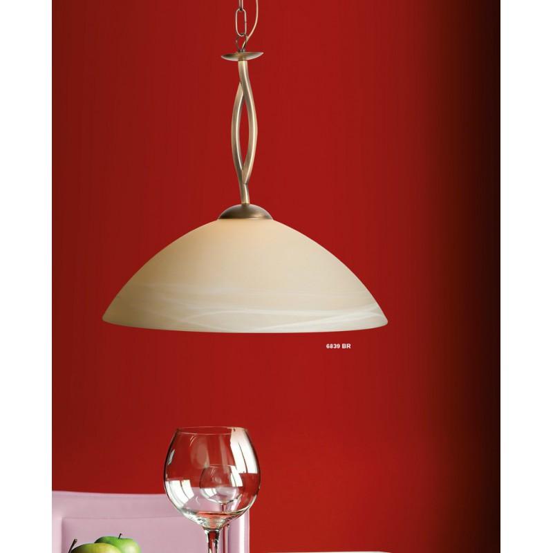 Hanglamp 6839BR Capri - Steinhauer - 3