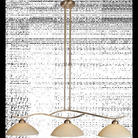 Hanglamp 6837BR Capri - Steinhauer
