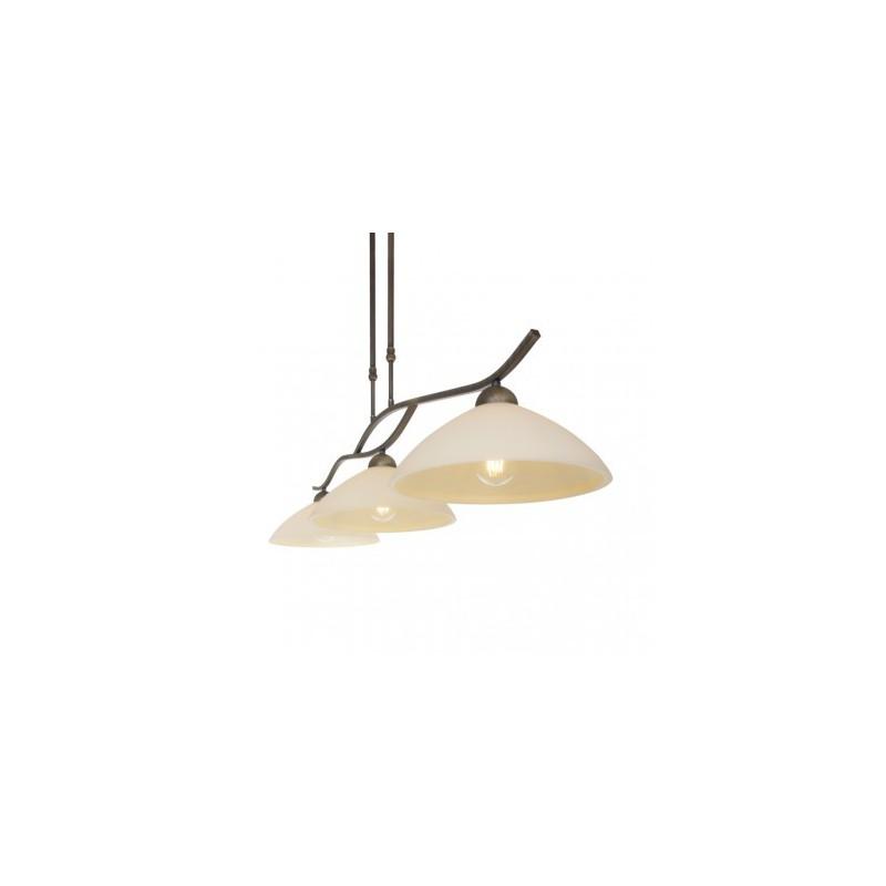 Hanglamp 6837BR Capri - Steinhauer - 2