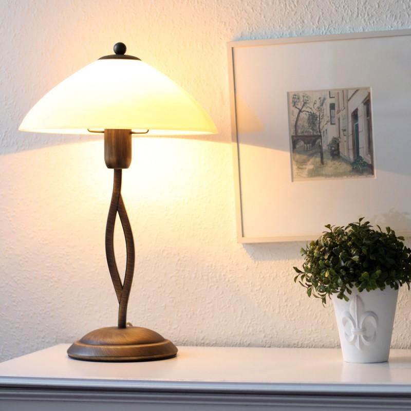 Tafellamp 6842BR Capri - Steinhauer - 2