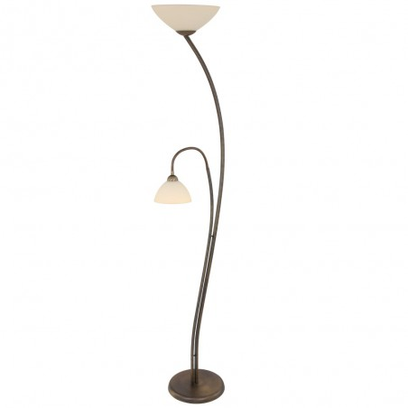 Vloerlamp 6838BR Capri - Steinhauer