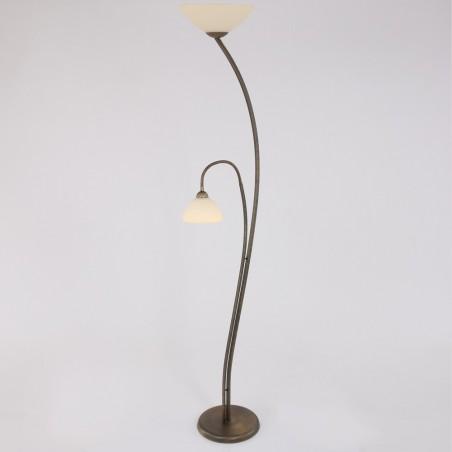 Vloerlamp 6838BR Capri - Steinhauer - 2
