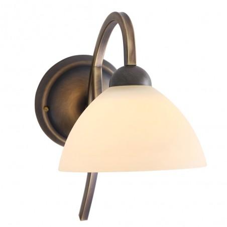 Wandlamp 6840BR Capri - Steinhauer
