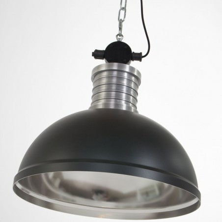 Hanglamp 7670ZW Brooklyn Zwart - Steinhauer - 3