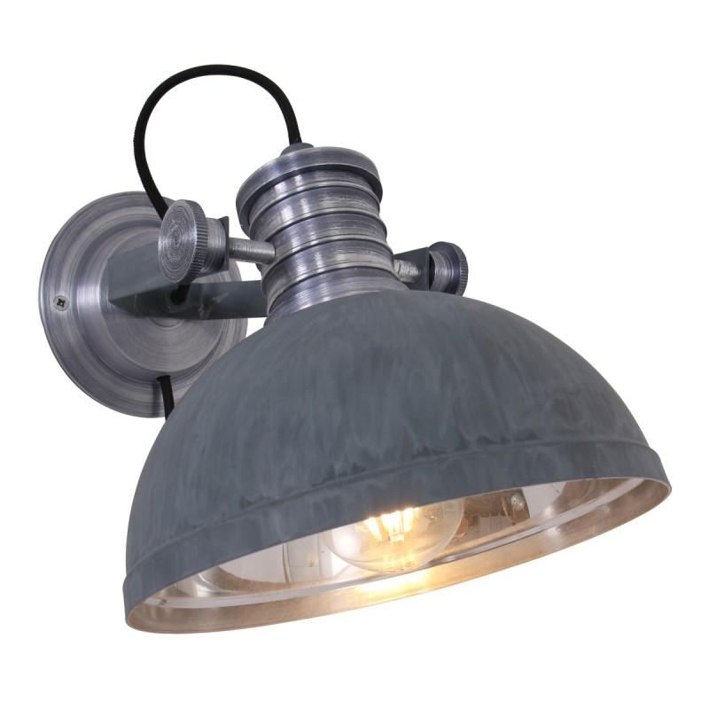 Wandlamp 7717GR Brooklyn