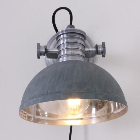 Wandlamp 7717GR Brooklyn Grijs - Steinhauer - 2