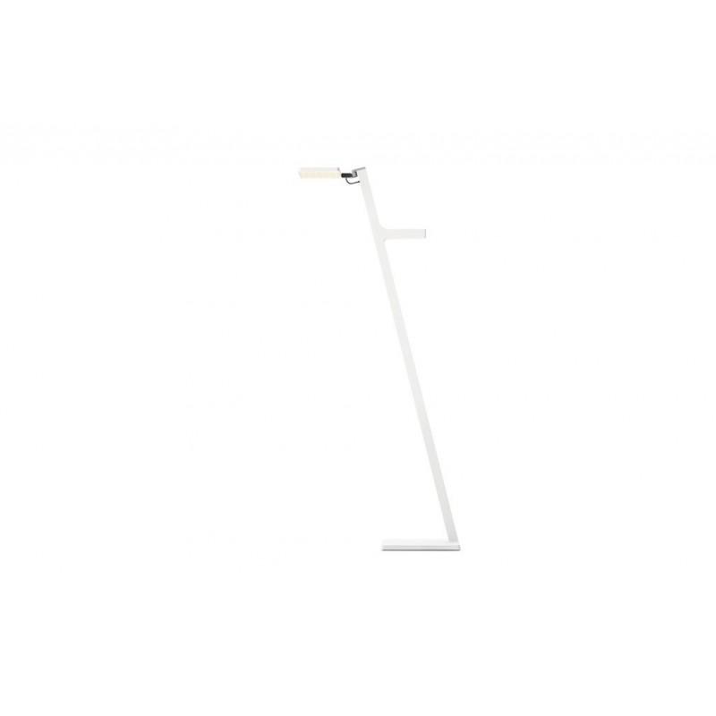 Draadloze LED vloerlamp - Roxxane Leggera 101 CL - wit