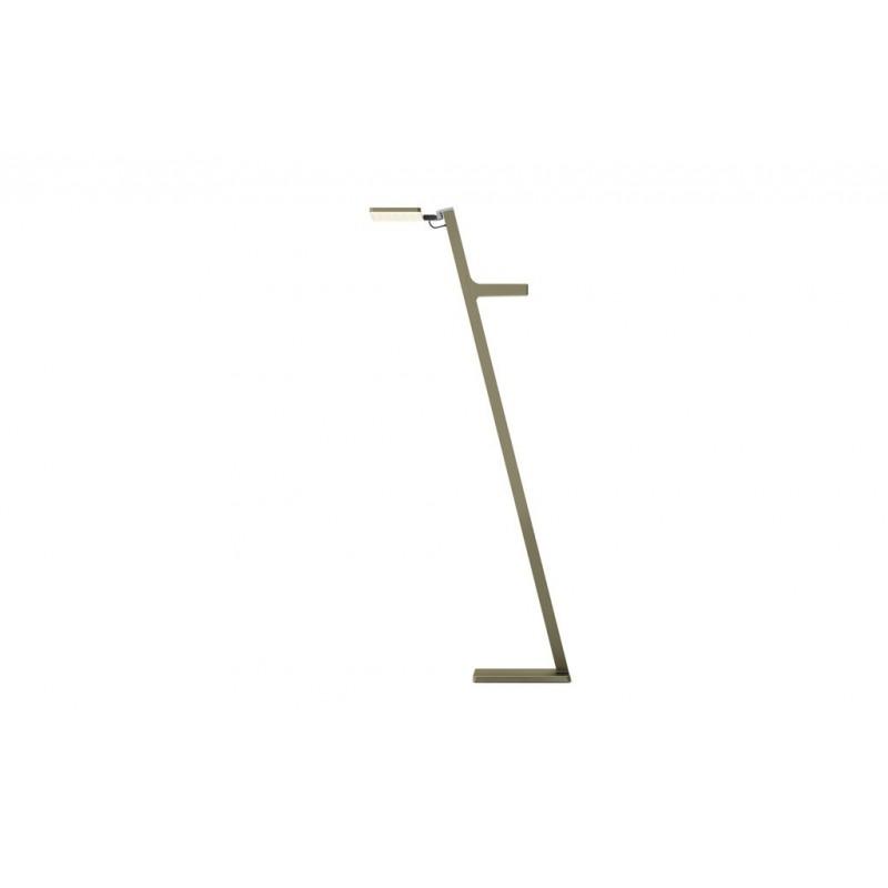 Draadloze LED vloerlamp - Roxxane Leggera 101 CL brons