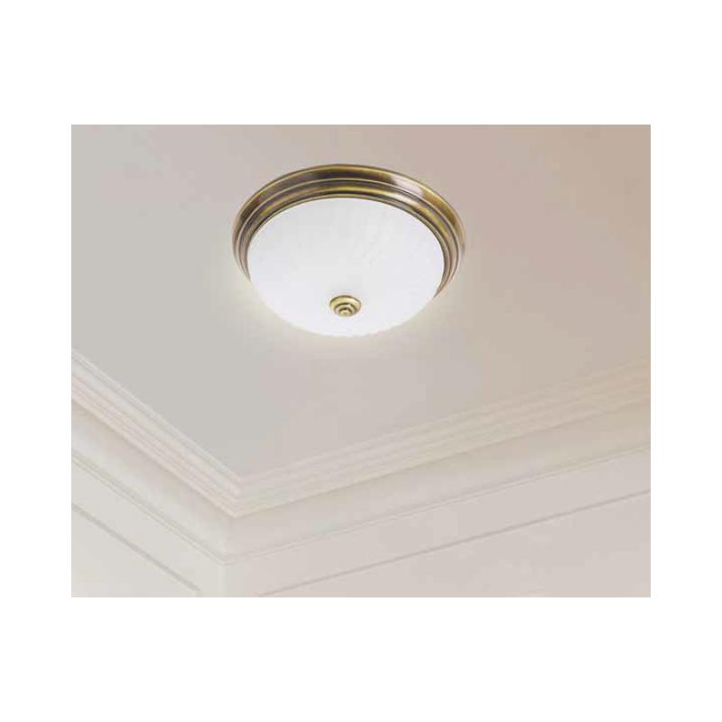 Plafondlamp 2779BR ceiling and wall - Steinhauer