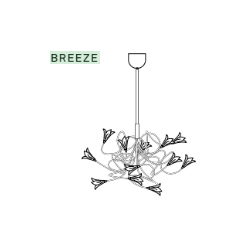 LED hanglamp HL7 Breeze - Harco Loor - 2