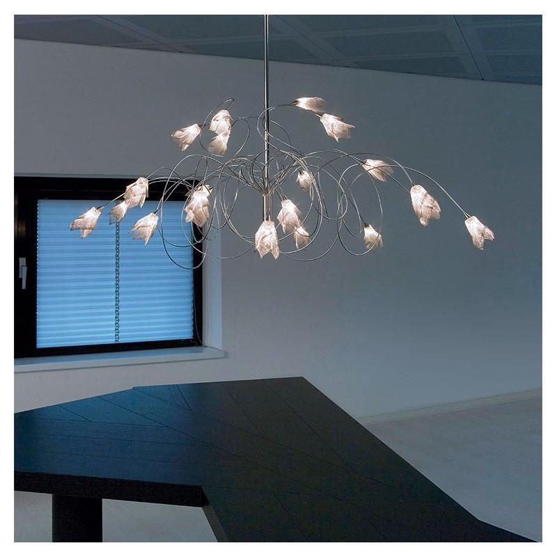 LED design hanglamp HL12 Breeze