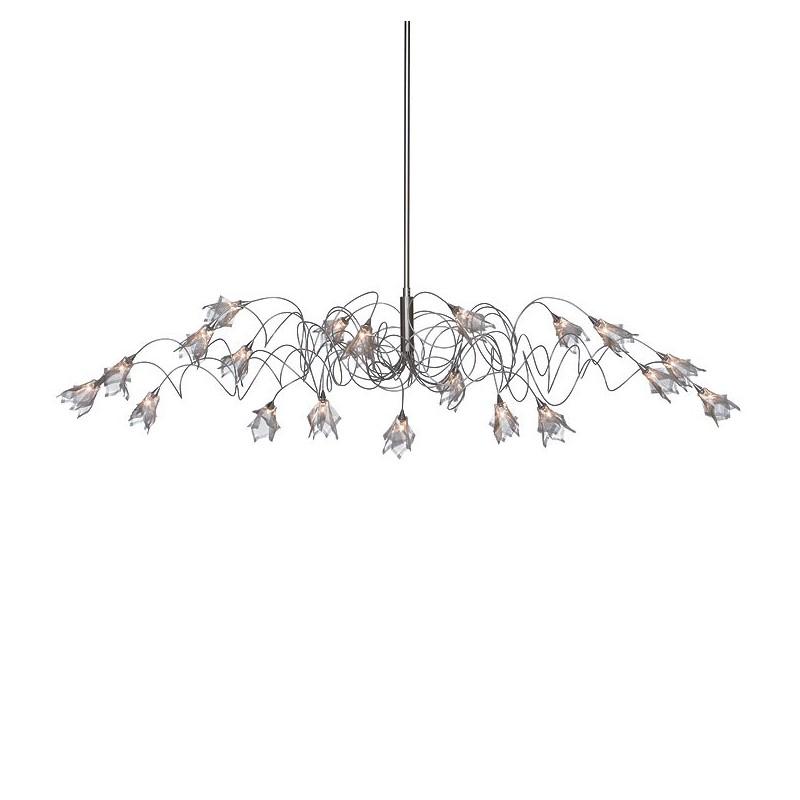 LED design hanglamp HL12 Breeze Ovaal