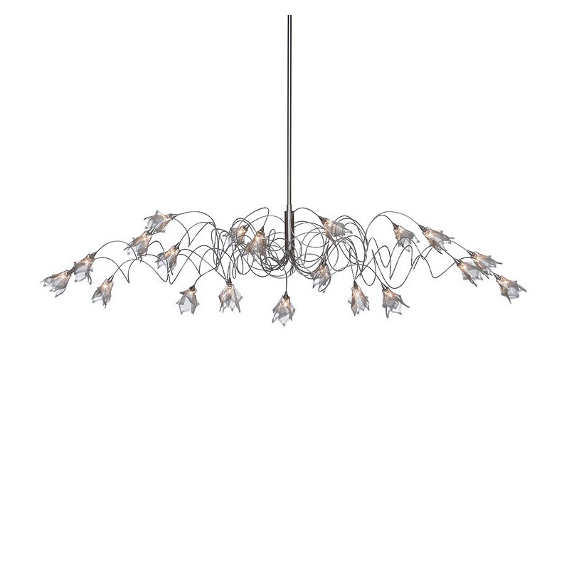 LED hanglamp HL12 Breeze Ovaal - Harco Loor