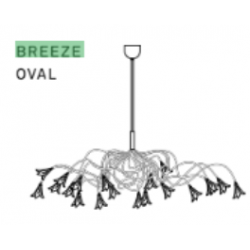 LED hanglamp HL12 Breeze Ovaal - Harco Loor - 2