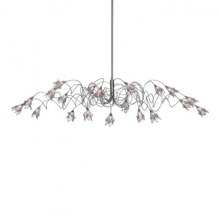 LED hanglamp HL15 Breeze Ovaal - Harco Loor