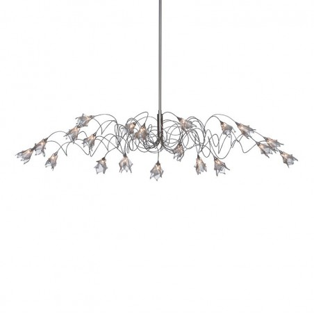 LED hanglamp HL20 Breeze Ovaal - Harco Loor