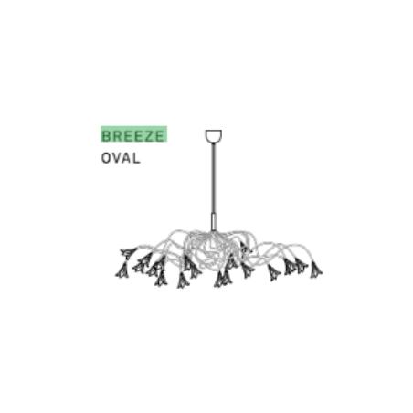 LED hanglamp HL20 Breeze Ovaal - Harco Loor - 2
