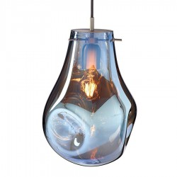 Hanglamp 9536 Soap Big Blue - Bomma