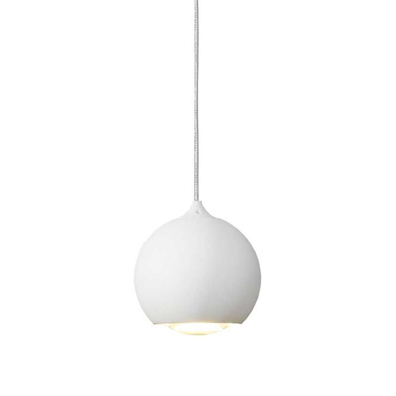 LED hanglamp 8953 Denver Wit - Artdelight