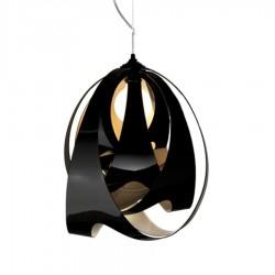 Hanglamp 8172 Goccia Zwart - Slamp