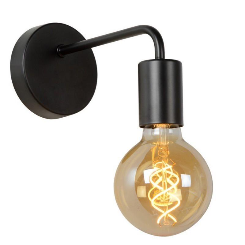 Wandlamp 9044 Scott zwart