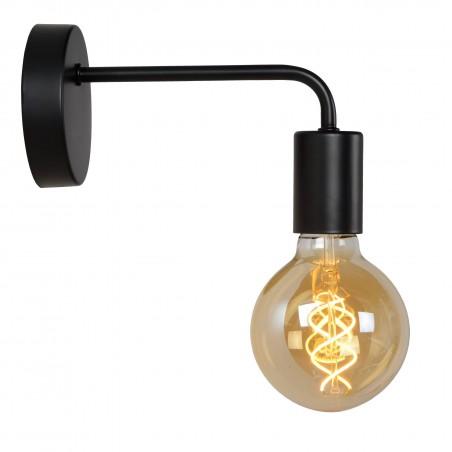 Wandlamp 9044 Scott zwart - Lucide - 3