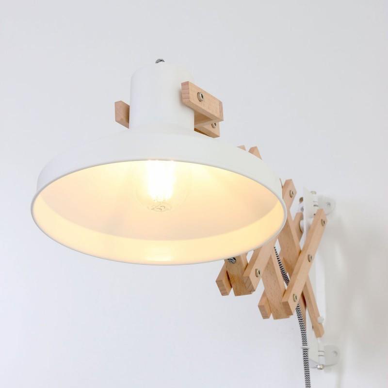 Wandlamp 7900BE Anne woody - Steinhauer - 3