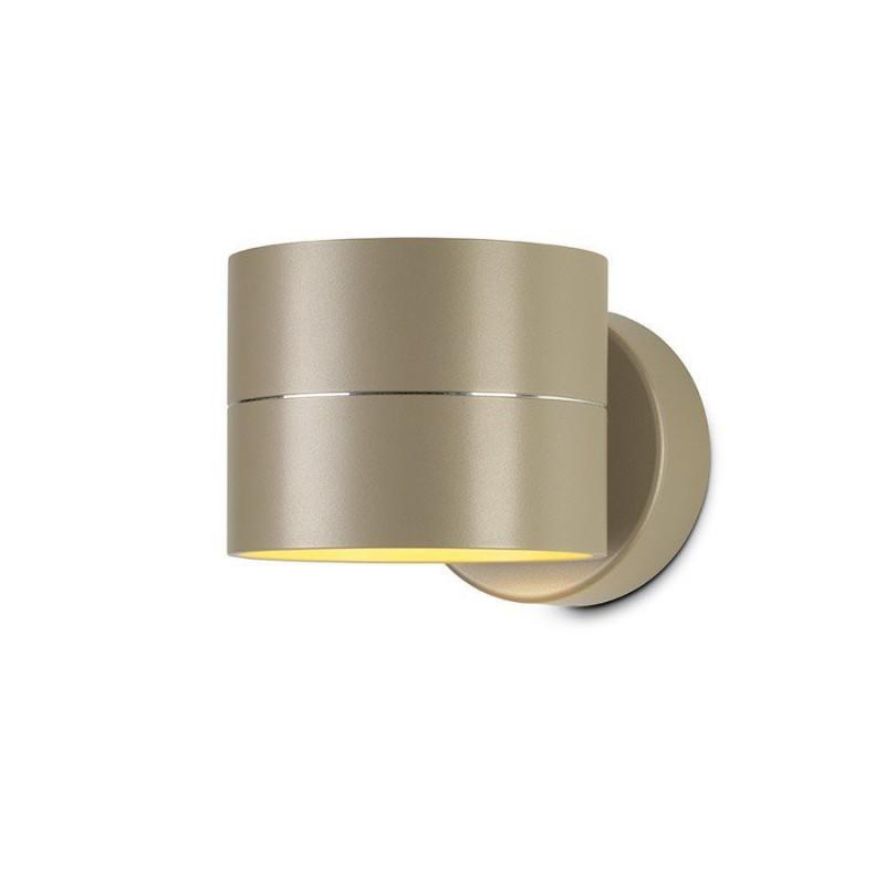 LED wandlamp 8161 Tudor Champagne - ETH Expo - 2