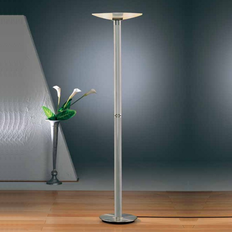 Design vloerlamp 2721 ovaal