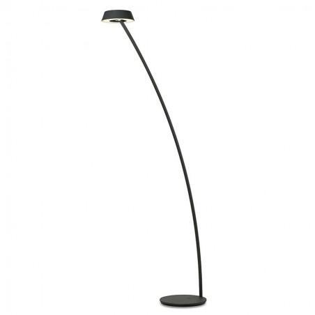 LED vloerlamp G44-883-21-23 Glance Zwart - Oligo