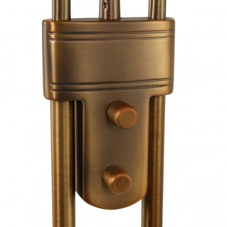 LED vloerlamp 7500BR Mexlite - Steinhauer - 4