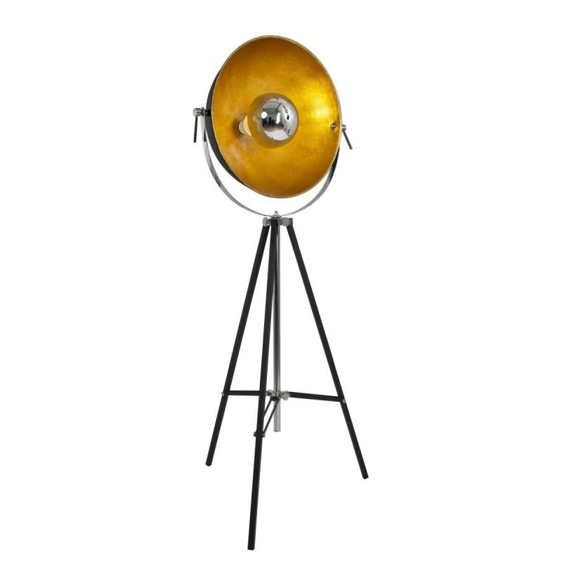 Vloerlamp 7679 ZW Mexlite - Steinhauer - 2