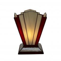 Tafellamp 3276 Zodiac Rood Ivoor - Rose Design
