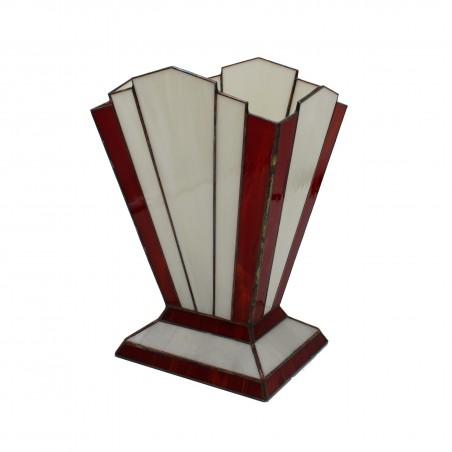 Tafellamp 3276 Zodiac Rood Ivoor - Rose Design - 4