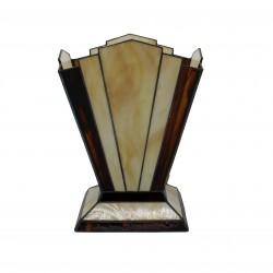 Tafellamp 3276 Zodiac Honing Bruin - Rose Design