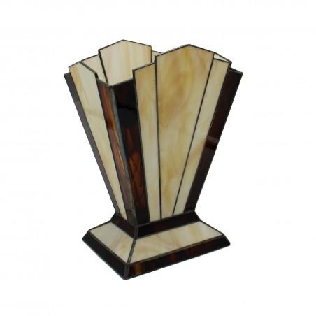 Tafellamp 3276 Zodiac Honing Bruin - Rose Design - 3