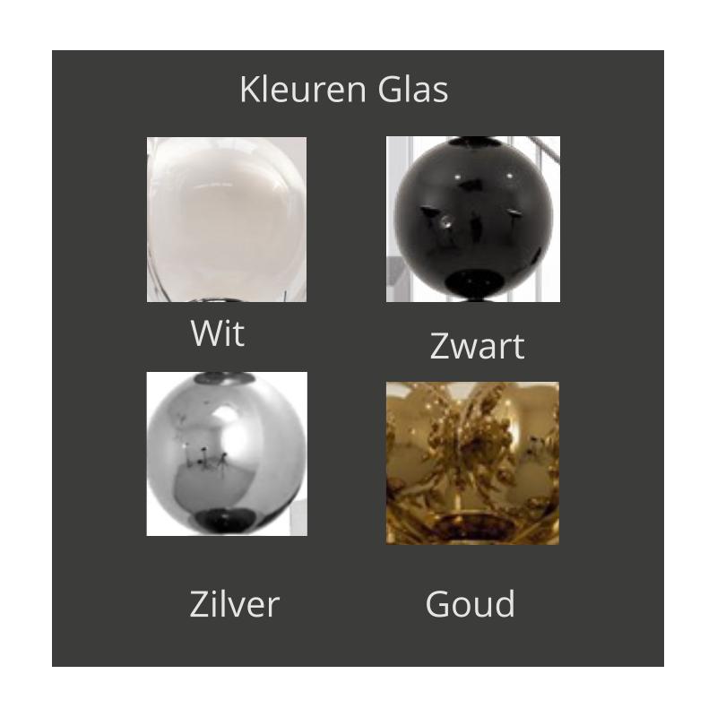 Kleuren glas Tears from moon W1 - Ilfari