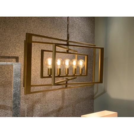 Hanglamp - LB036/5 Avenue Brons - L&B