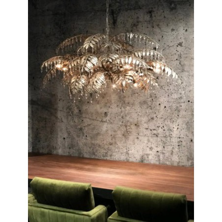 Hanglamp - LB023/12 Bellagio Zilver - L&B