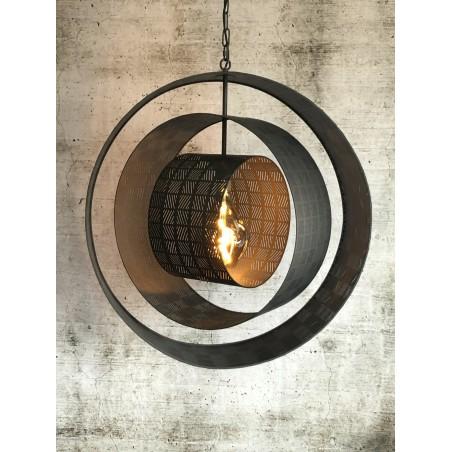 Hanglampen - LB034/1 Binck industrial dark - L&B