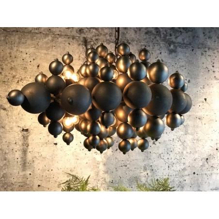 Hanglampen - LB014/16 Blow industrieel dark - L&B