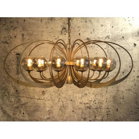 Hanglampen - LB017/10 Bronx mat brons - L&B