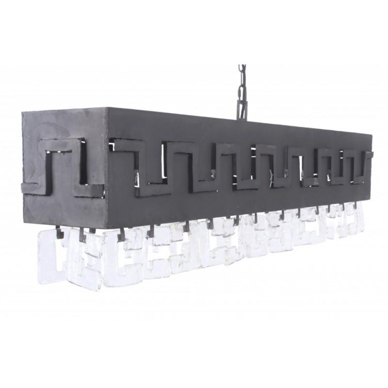Hanglamp - LB018/8 Casero industrieel dark - L&B