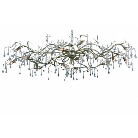 Hanglamp - LB450/16 Como - L&B - bladzilver