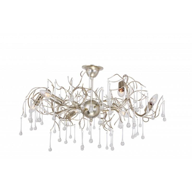 Plafondlampen - LB455/6PL Como brons - L&B