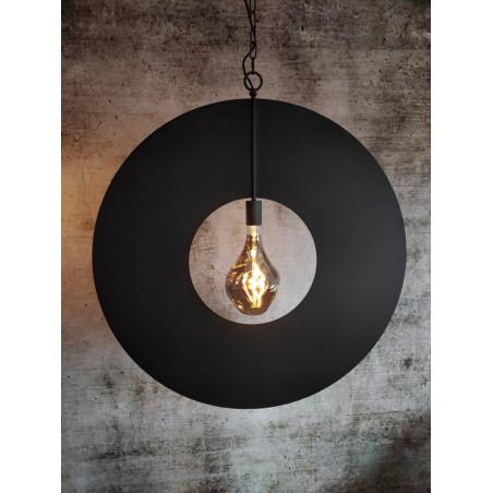 Hanglampen - LB032/1L Corum industrieel dark - L&B