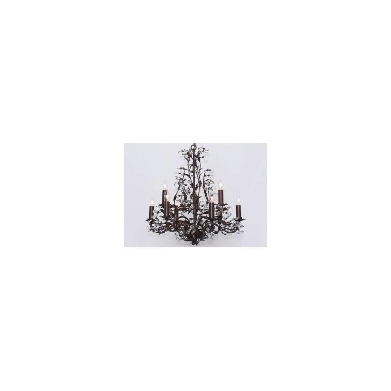 Kroonluchters - LB900/9 Elegance Rustiek - L&B